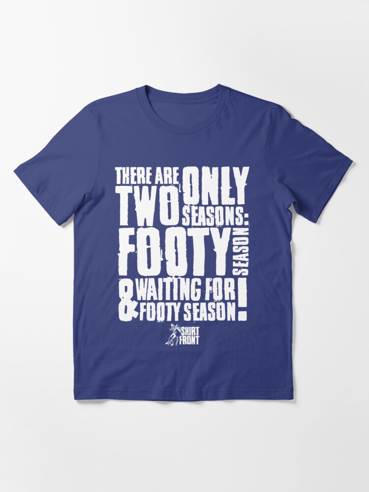 Alternate view of Two Seasons: Kangaroos Essential T-Shirt