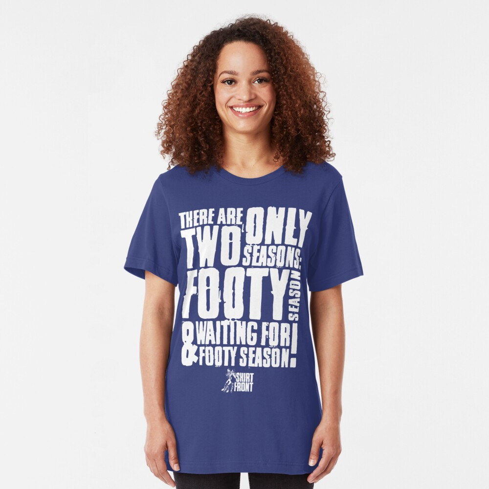 Two Seasons: Kangaroos Slim Fit T-Shirt