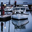 Marina Morn,Reflections by doug hunwick