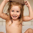 Cheeky Minna by Nicole Pearce