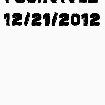 I Survived December 21st 2012 - USA version by ScreamBlinkLove