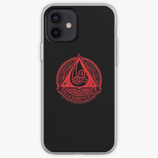 ATLA Bloodbending, Avatar The Last Airbender-Inspired Design iPhone Soft Case