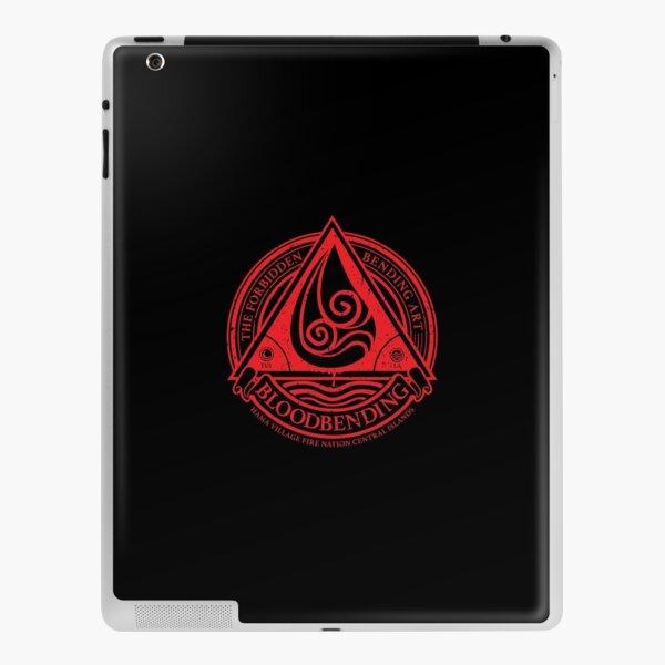 ATLA Bloodbending, Avatar The Last Airbender-Inspired Design iPad Skin
