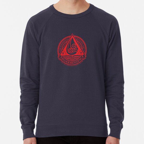 ATLA Bloodbending, Avatar The Last Airbender-Inspired Design Lightweight Sweatshirt