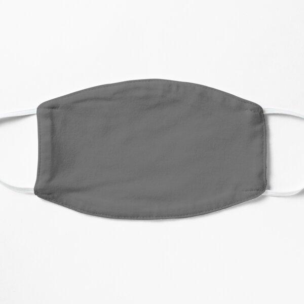 Dim Grey Mask Flat Mask