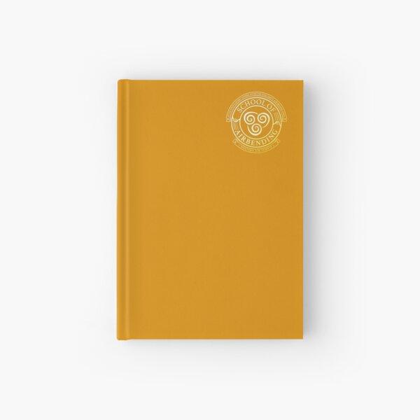 Avatar School of Airbending, Avatar-Inspired Design Hardcover Journal