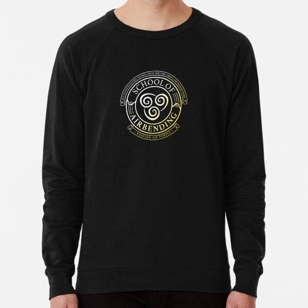 ATLA School of Abending: Avatar Inspired-Design Lightweight Sweatshirt