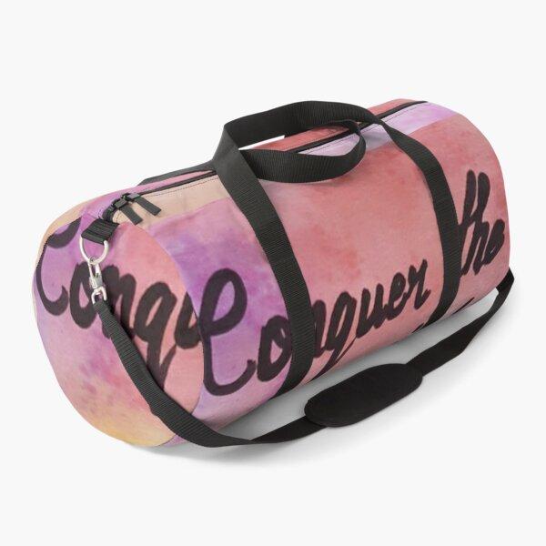 water color pattern  Duffle Bag