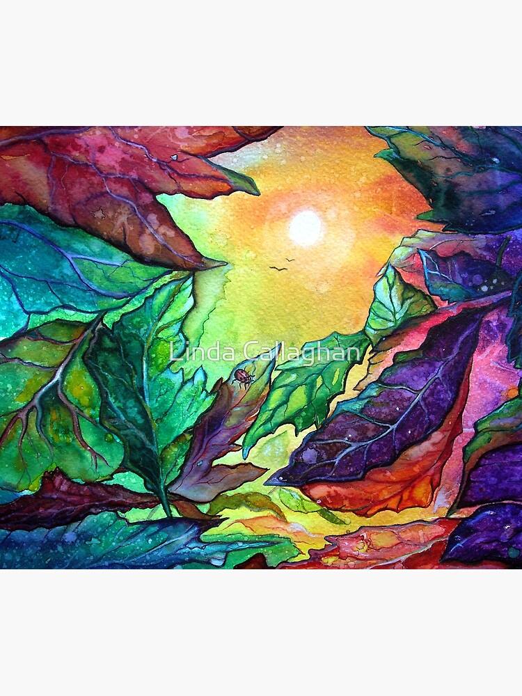 Colours of Sunshine - Leaves  by LindArt1