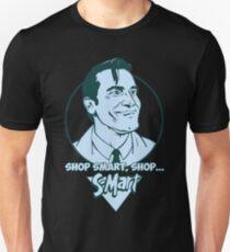 Ash from Evil Dead blue Unisex T-Shirt