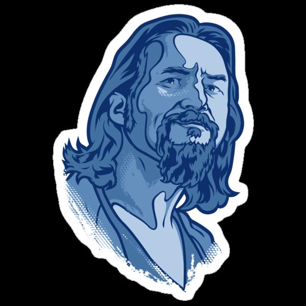 The Dude blue by Cloxboy