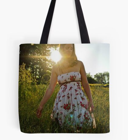 Meadow Flare Tote Bag