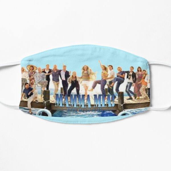 Mamma Mia, Here We Go Again Flat Mask