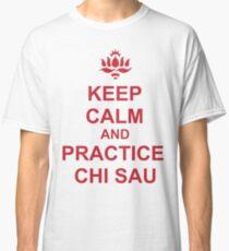 Chi Sau (Sticky Hands) Classic T-Shirt