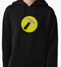 Instant Captain Hammer Costume Pullover Hoodie