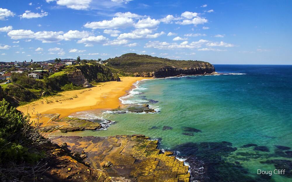 Turimetta Beach NSW by Doug Cliff