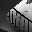 stairway, Hoi An. by geof
