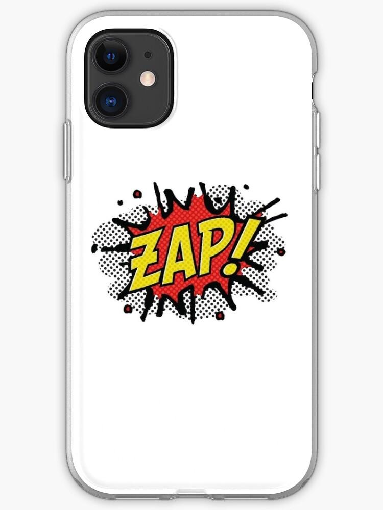 ZAP iphone case