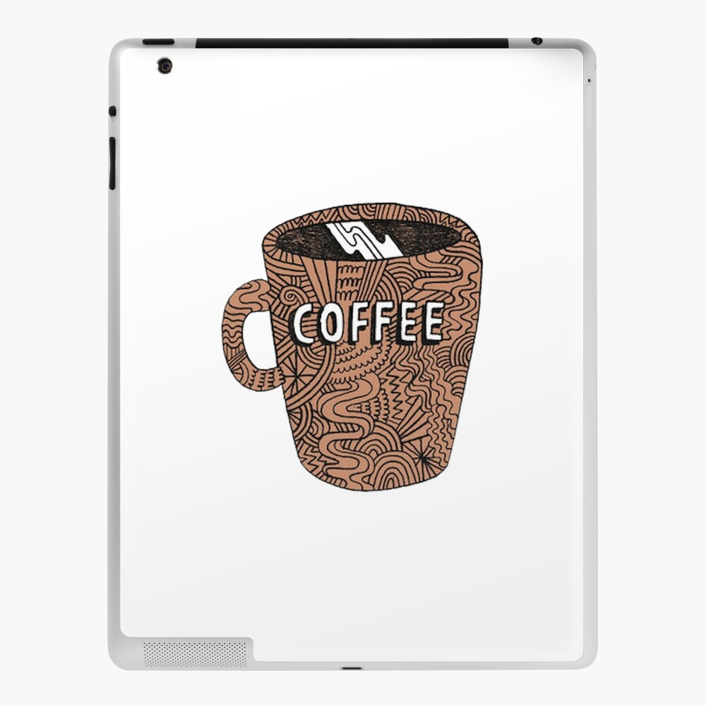 coffee mug clipart ipad case skin by selinuenal13 redbubble redbubble