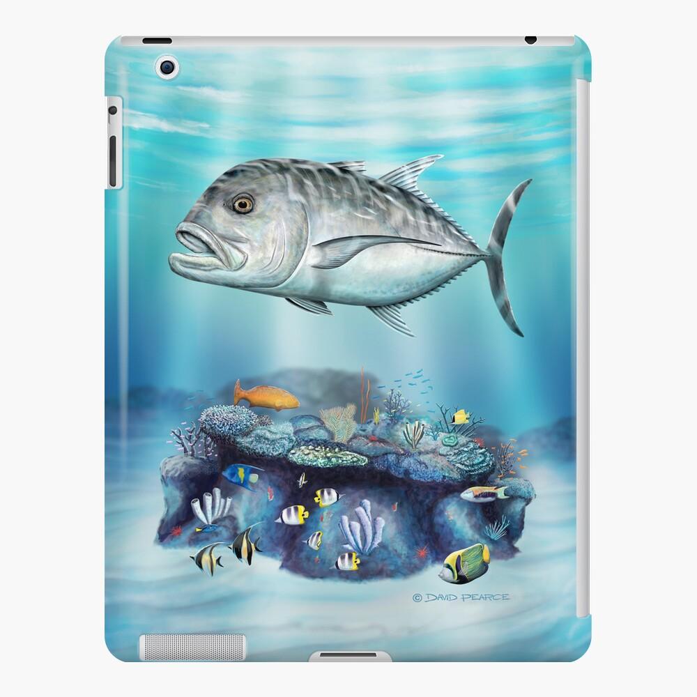 Coral Sea GT iPad Snap Case