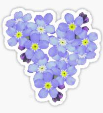 Remember my heart Sticker