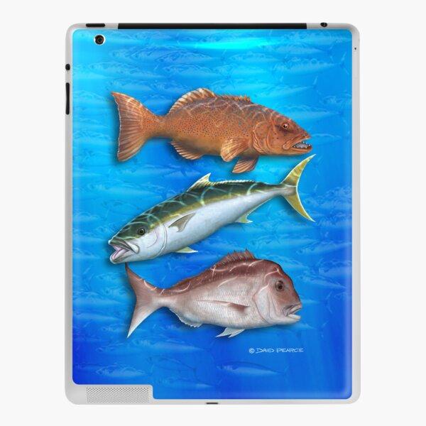 Reef Busters iPad Skin