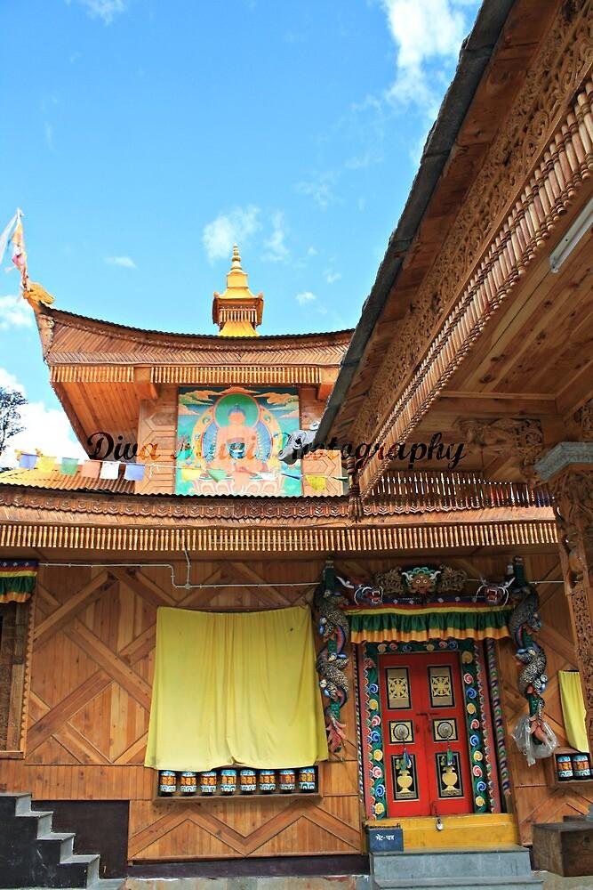 dragon temple by magicaldiva