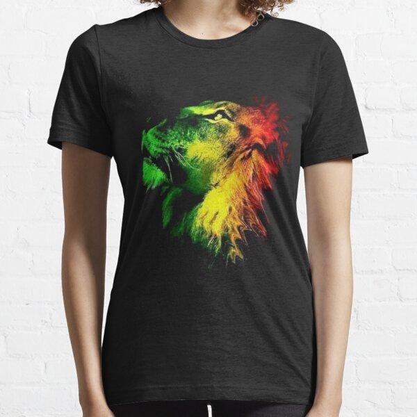 Löwe von Zion Essential T-Shirt