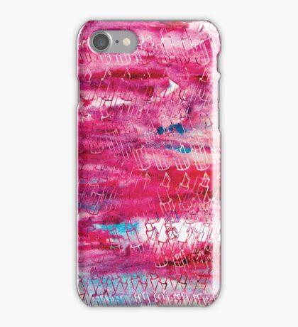 Smudge iPhone Case/Skin