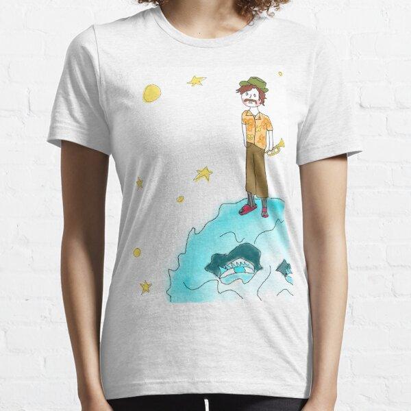 Le Petit Jazz Singer Essential T-Shirt