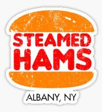 Retro Steamed Hams Sticker