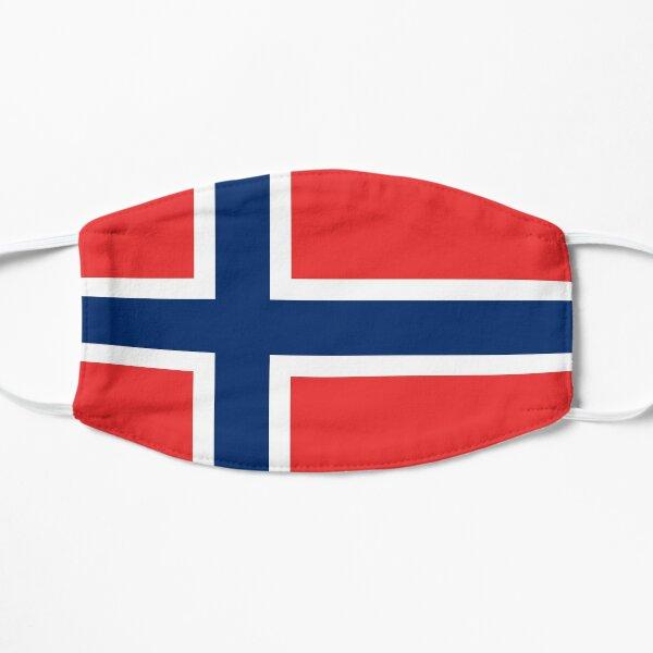 Norwegian Flag Mask