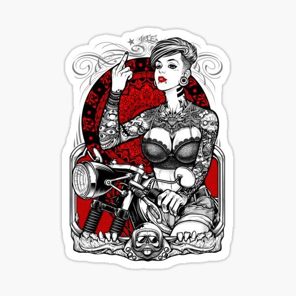 Winya No.12 Sticker