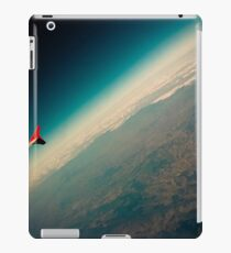 Wing, Clouds and land [ iPad / iPod / iPhone Case ] iPad Case/Skin