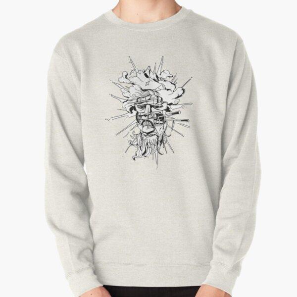Der längste Weg Kopf Pullover