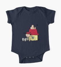 Earthbrown: A Boy and his Saturn 2.0 One Piece - Short Sleeve