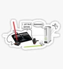 I am your father! Sticker