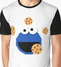 Cookie Monster Graphic T-Shirt