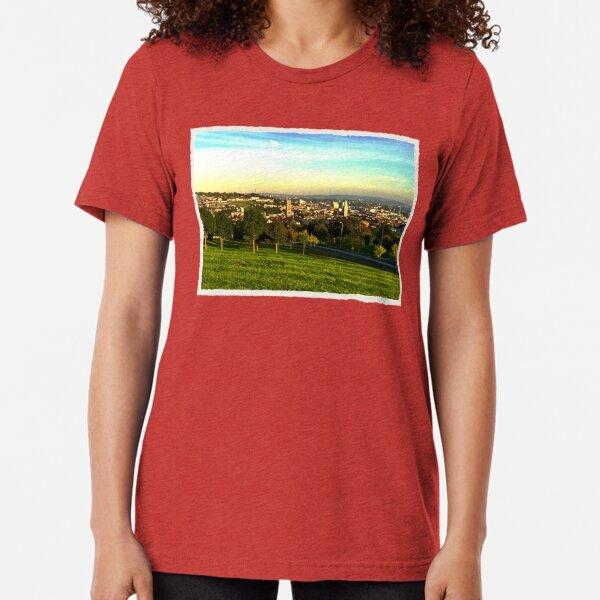 Churchfield evening  Tri-blend T-Shirt