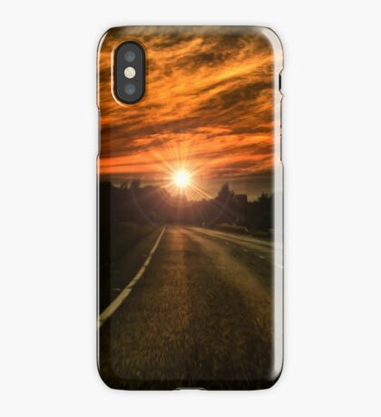 FIRE SKY - Iphone Case iPhone Case/Skin