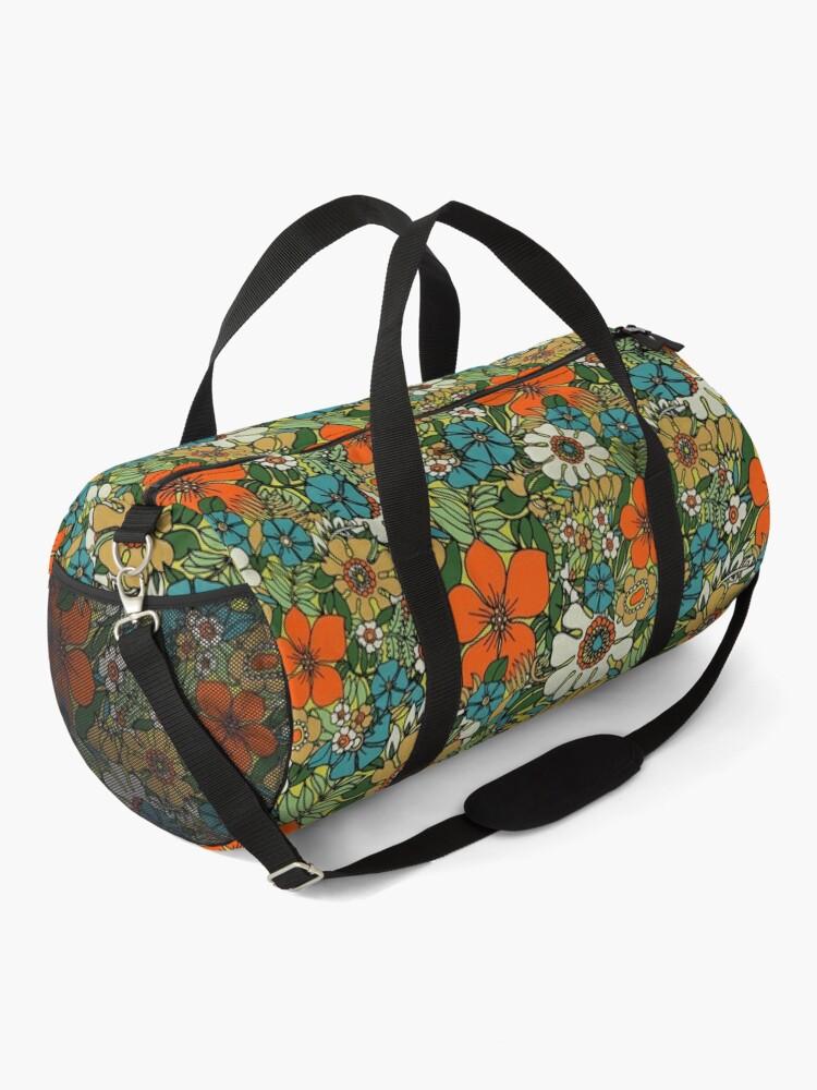 Alternate view of 70s Plate Duffle Bag
