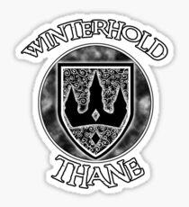 Winterhold Thane Sticker