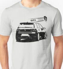 vw golf, golf gti Unisex T-Shirt