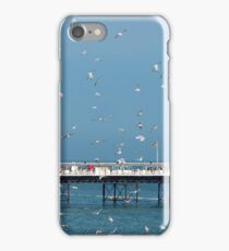Palace Pier, Brighton, England iPhone Case/Skin