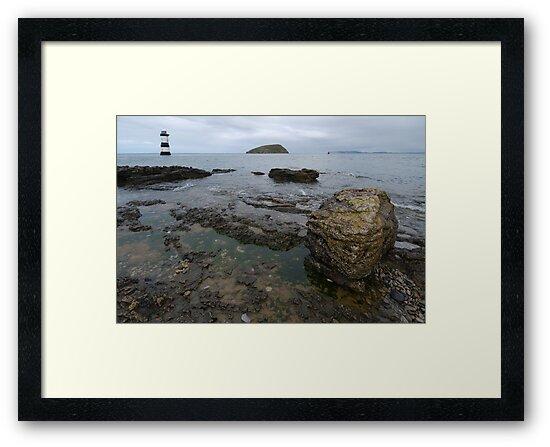 Penmon Coastal Aspect by StephenRB