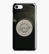 A TRIBE CALLED QUEST VINYL iPhone Case/Skin