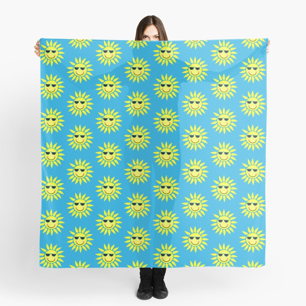 You are my sunshine my only sunshine Scarf