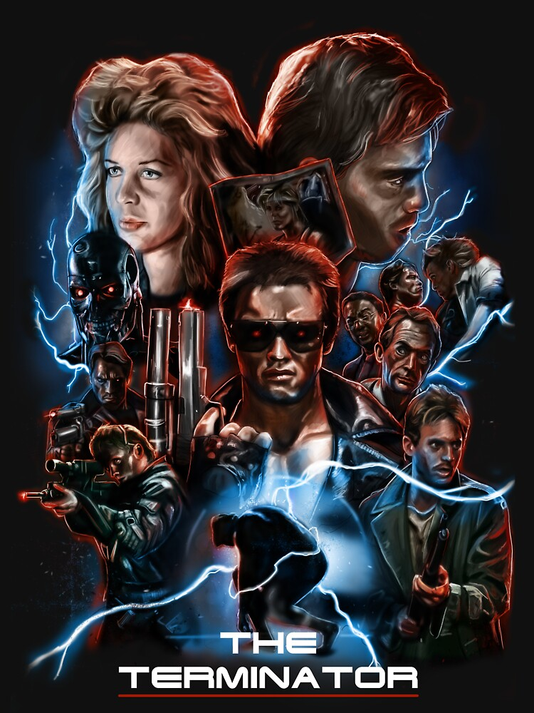 The Terminator | Unisex T-Shirt