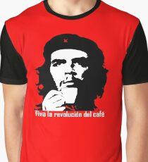 Viva la revolucion del cafe! Graphic T-Shirt