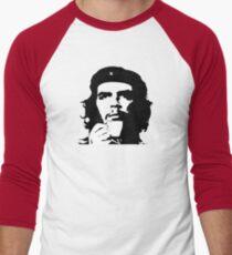 Viva la revolucion del cafe! Men's Baseball ¾ T-Shirt